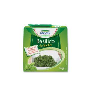 Basilico tritato