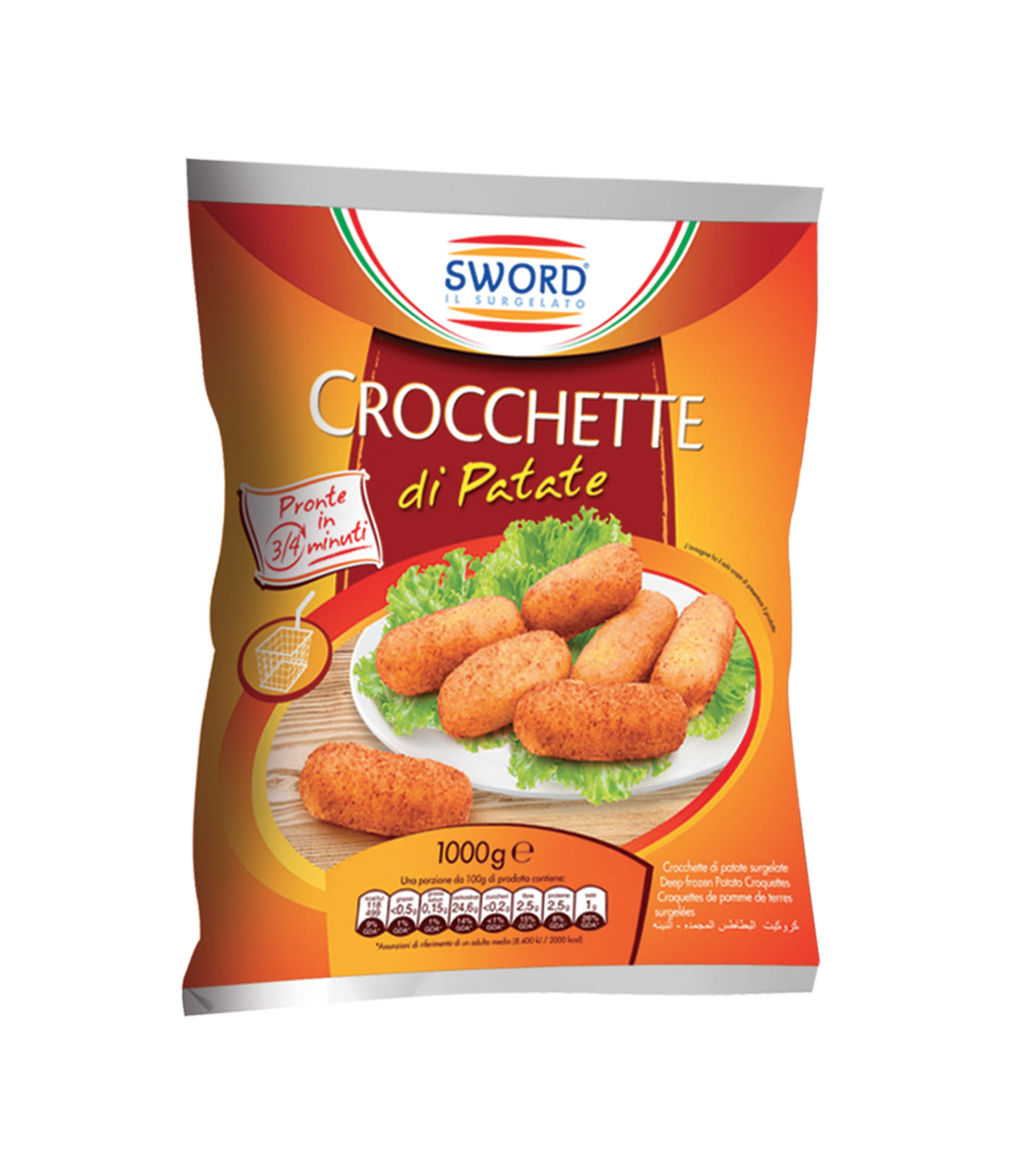 Crocchette