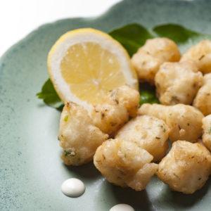bocconcini baccalÖ in tempura