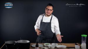 Carmine Mottola - Globetrotter Chef per Sword